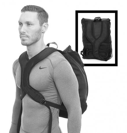 Posture Vertical Backpack